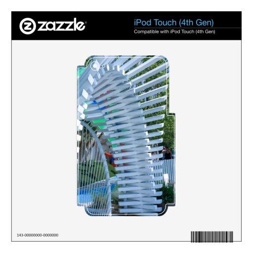 Arcada iPod Touch 4G Skin
