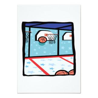 Arcade Basketball Card