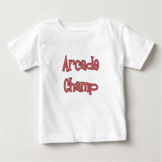 Arcade Champ by Chillee Wilson Baby T-Shirt