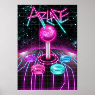 Arcade Fever Poster