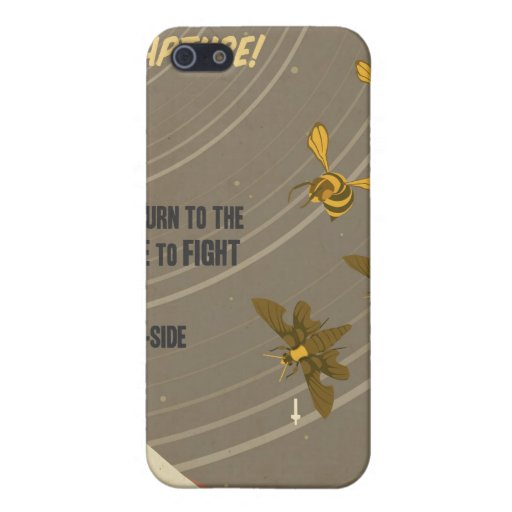 Arcade game propaganda poster - for your iPhone Cases For iPhone 5
