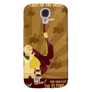 Arcade game propaganda poster - for your iPhone Samsung Galaxy S4 Case
