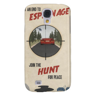 Arcade game propaganda poster - for your iPhone Samsung S4 Case