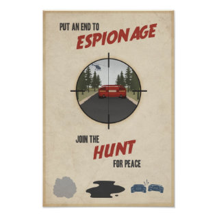 Arcade Game Propaganda Poster- Tenth In A Series Poster at Zazzle