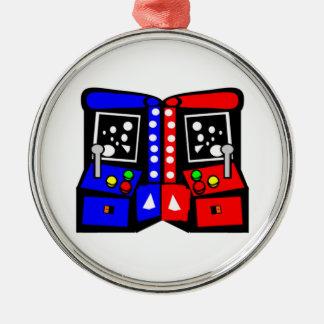 Arcade Games Christmas Ornaments