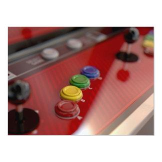 Arcade Machine Control Panel Card