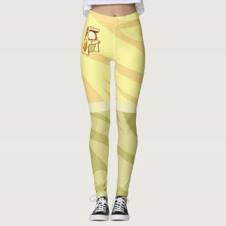 Arcade machine leggings