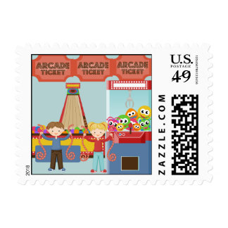 Arcade Postage Stamps