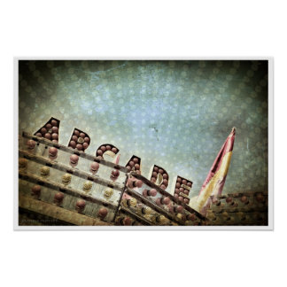 Arcade Poster Print