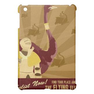 Arcade propaganda iPad case