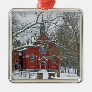Arcadia Academy Metal Ornament