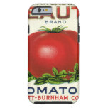 Arcadia Beauty Tomatoes, Vintage Fruit Crate Label iPhone 6 Case
