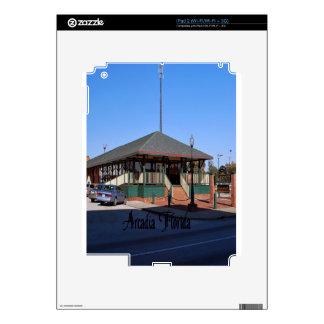 Arcadia Florida iPad 2 Decals