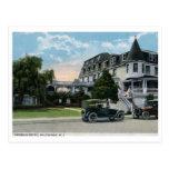 Arcadia hotel, Wildwood, vintage 1924 de New Jerse