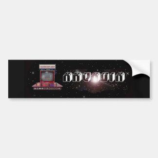 ArcadiaEMU Bumber Sticker