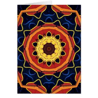 Arcadian Flower Card