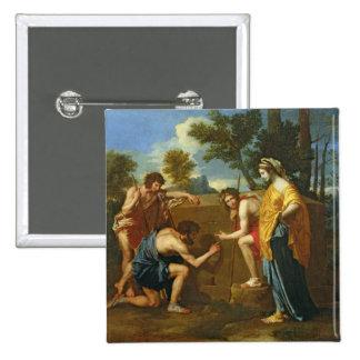 Arcadian Shepherds Button