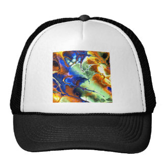 -arcane-abstract-texture-cool-neat-unique ABSTRAC Trucker Hat