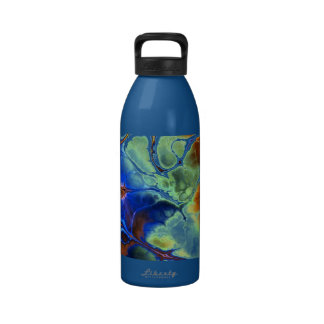 -arcane-abstract-texture-cool-neat-unique ABSTRAC Water Bottles