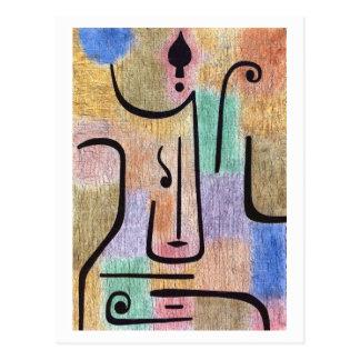 Arcángel de Paul Klee Postales