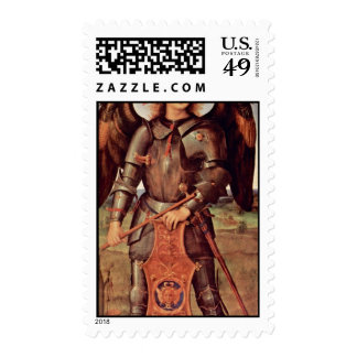 Arcángel Michael de Perugino Pedro (la mejor Franqueo
