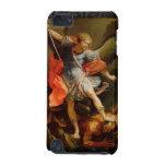 Arcángel Michael por el arte sagrado de Reni