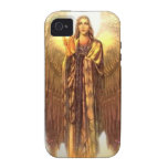 Arcángel Uriel iPhone 4 Fundas