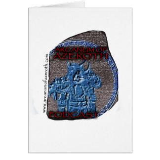Arcanum Regalia Card