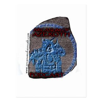 Arcanum Regalia Postcard