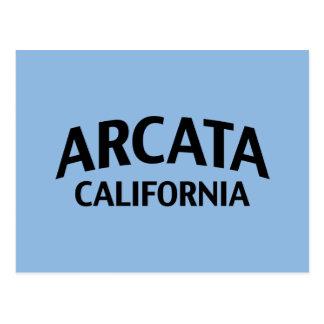 Arcata California Postcard