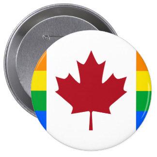 ARCE CANADIENSE DEL ORGULLO PINS