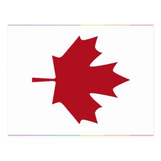 ARCE CANADIENSE DEL ORGULLO POSTAL