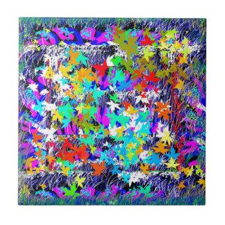 ARCE canadiense ORGULLOSO Azulejo Cuadrado Pequeño