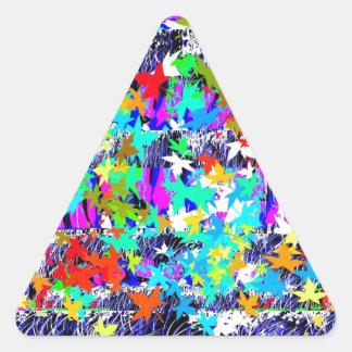ARCE canadiense ORGULLOSO Pegatina Triangular
