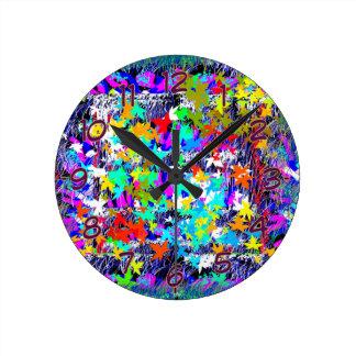 ARCE canadiense ORGULLOSO Reloj Redondo Mediano