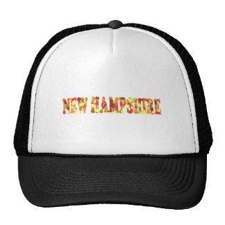 Arce de New Hampshire Gorros Bordados