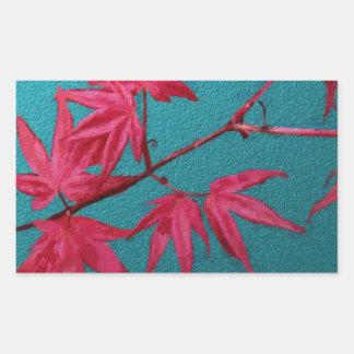 Arce japonés rectangular altavoces