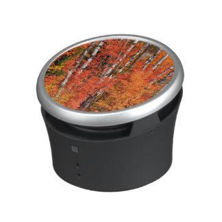 Arce rojo (Acer Rubra) y álamos tembloses Altavoz Bluetooth