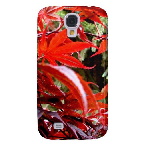 Arce rojo samsung galaxy s4 cover