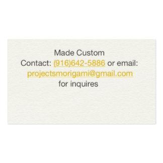 Arceneaux Creation Business Card
