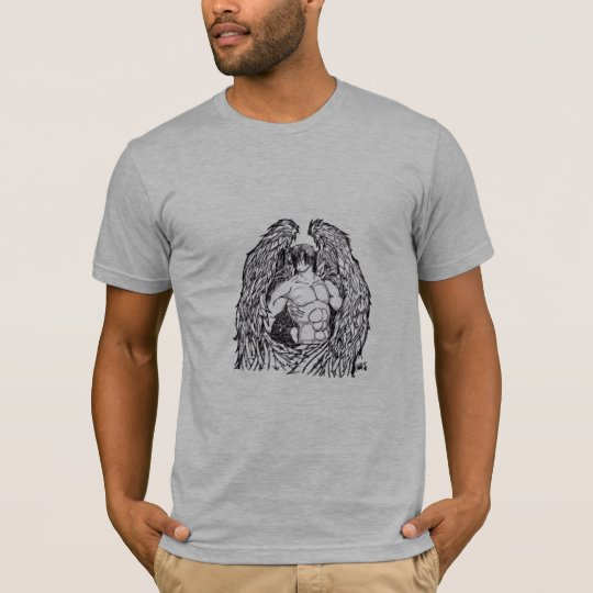 Arch Angel_Mens T-Shirt