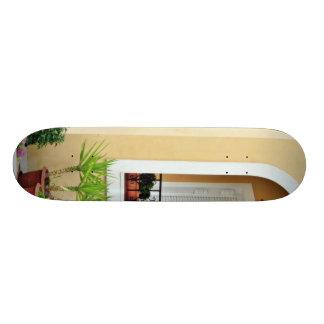 Arch Barrel Of Holiday House In Greece Custom Skateboard