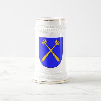 Arch Chamberlain Arms Escutcheon Holy Roman Empire Beer Stein
