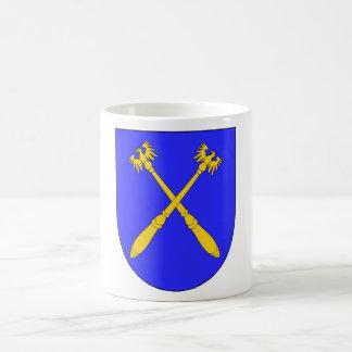Arch Chamberlain Arms Escutcheon Holy Roman Empire Coffee Mug