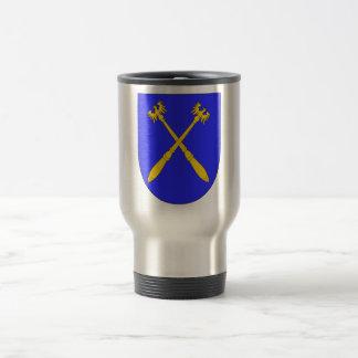 Arch Chamberlain Arms Official Holy Roman Empire Travel Mug