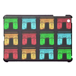 Arch De Triumph Collage iPad Mini Case