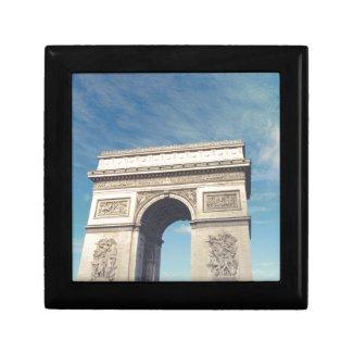 Arch de Triumph Jewelry Boxes