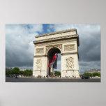 Arch de Triumph Póster
