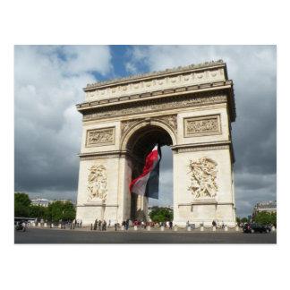 Arch de Triumph Postales