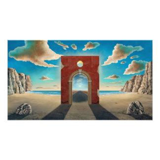 Arch Gate Photo Print